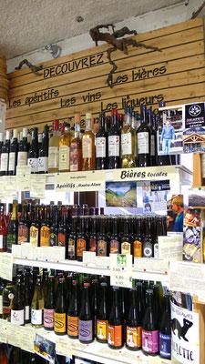 Le Petit Gallou, épicerie, traiteur, vins, liqueurs, bières, apéritifs, La Joue du Loup, Le Dévoluy
