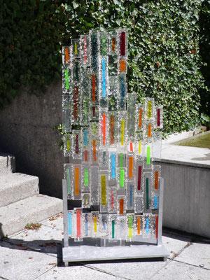 Ice Variations de Cristina Marqués - A ciel ouvert 2015 - Gap