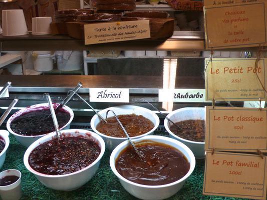 Le Petit Gallou, épicerie, traiteur, confitures, La Joue du Loup, Le Dévoluy