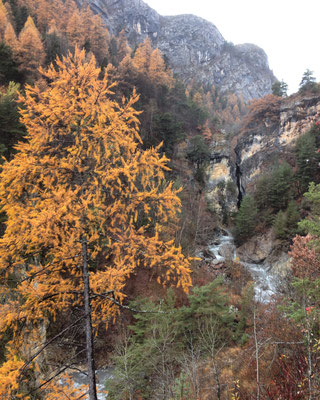 Vallon du Fournel, paysage, Hautes Alpes