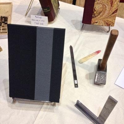 L'artisant Relieure, reliure, livres, Journées Européennes des Métiers d'Art