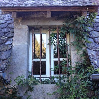 Cantal, Salesse, Fenêtre