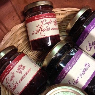 Le Petit Gallou, épicerie, traiteur, Jardin des Hautes Terres, produits, La Joue du Loup, Le Dévoluy
