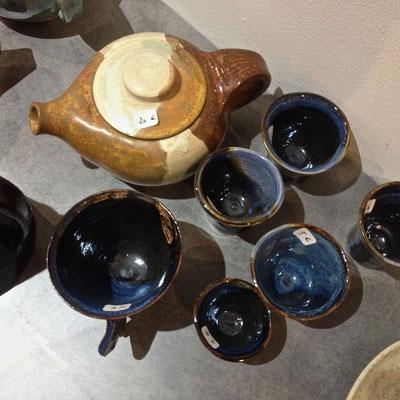 Gargouill'Art, galerie, céramique, Briançon