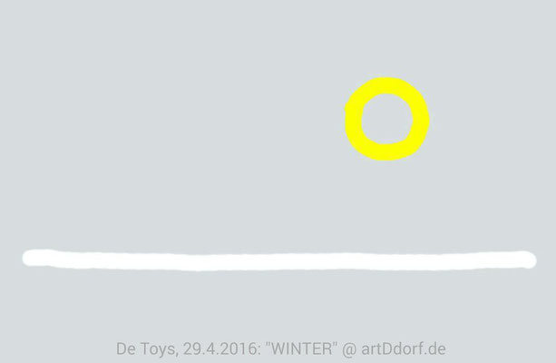 WINTER 2016 (Digitale Malerei)
