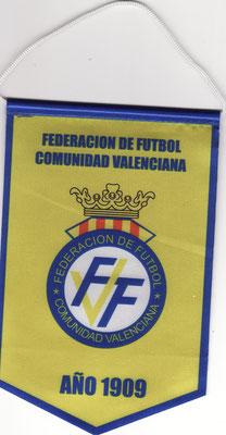 FEDERACION DE FUTBOL COMUNIDAD VALENCIANA