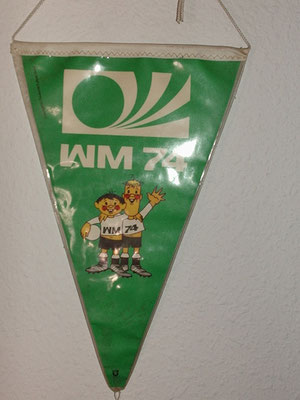 MUNDIAL FUTBOL ALEMANIA 1.974 - 2