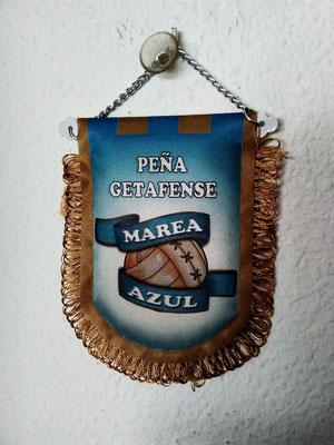 PEÑA GETAFENSE MAREA AZUL