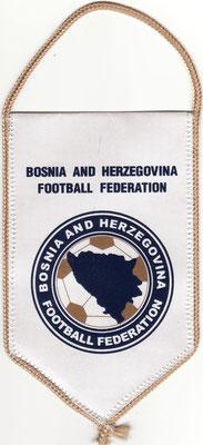FEDERACION DE FUTBOL DE BOSNIA Y HERZEGOVINA