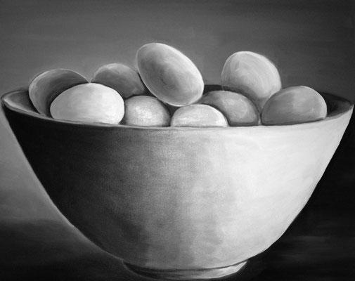 Eier in der Schale, Privatbesitz