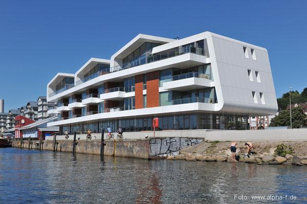 Büro- und Wohngebäude, Flensburg