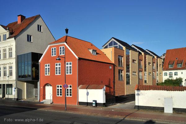 Wohnhof, Altstadt Flensburg