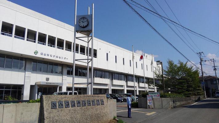 会場は松山市青少年センター