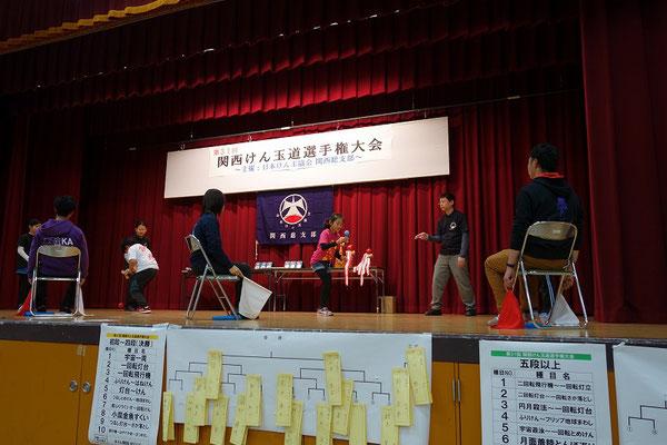 4級~準初段の部 決勝