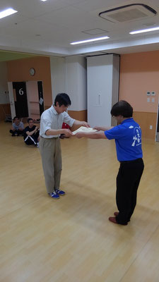 Bクラス準優勝 吉田 豊