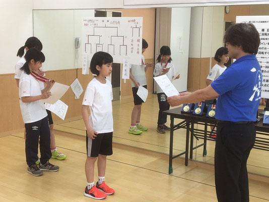 小学5・6年生の部 第3位 鈴木 美夢