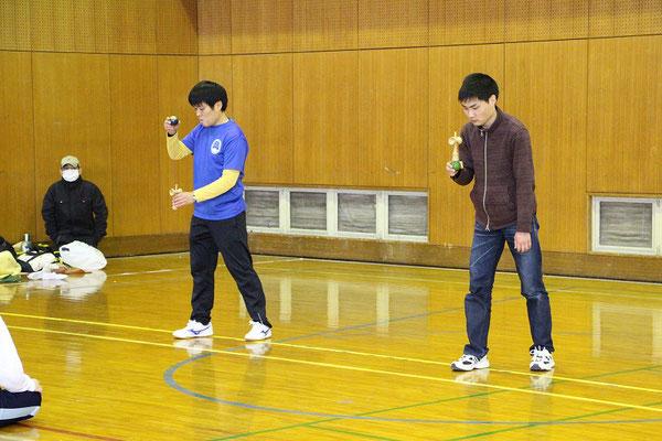 大阪市オープン決勝