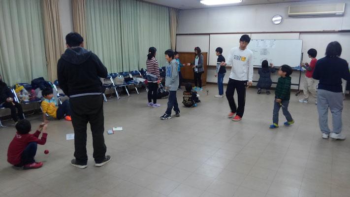クラス別練習