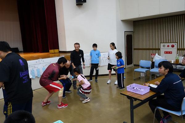 団体の部 トーナメント戦