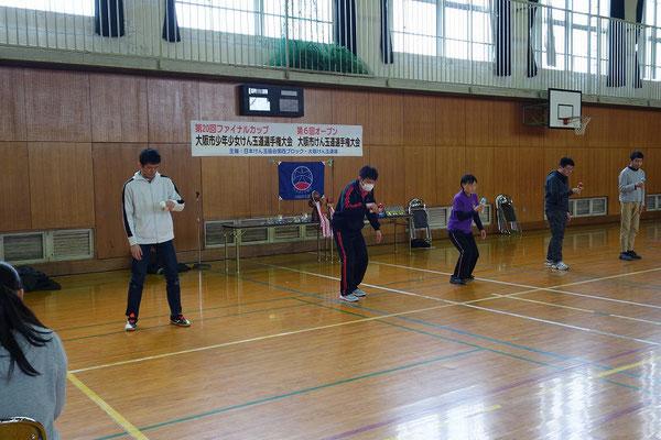 大阪市オープン 決勝トーナメント2
