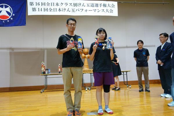 Cクラス 表彰者2