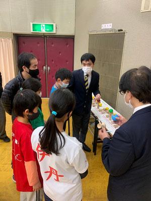 JKA杯Jr2021 使用けん玉検査
