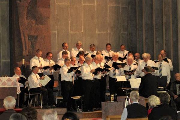 Männerchor Klosters Serneus 2