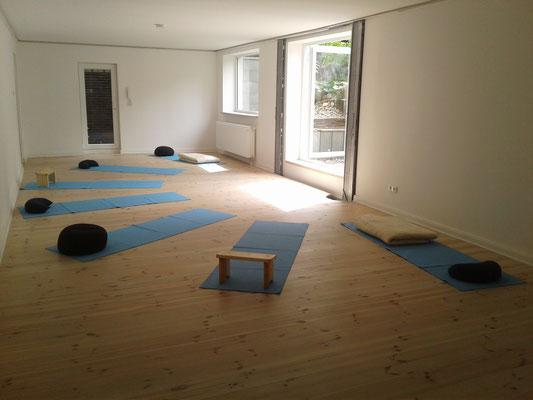 Komplettausstattung für Yoga und Achtsamkeit