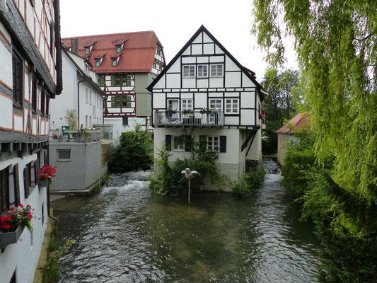 Fischerviertel von Ulm