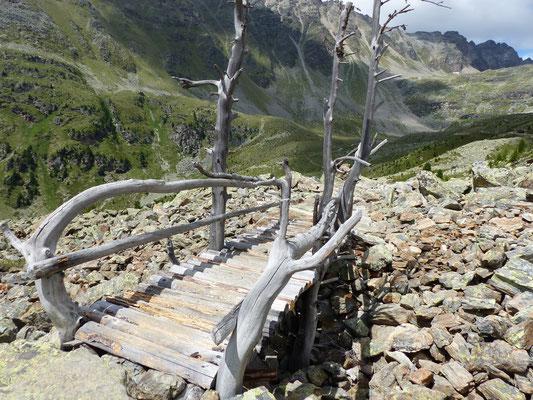 Wanderung zur Düseldorfer Hütte