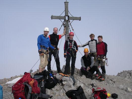 Südspitze 2712 hm