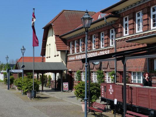 Molli Bahnhof Kühlungsborn