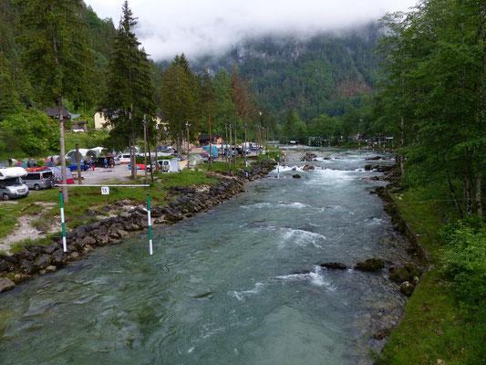 Campingplatz Wildalpen