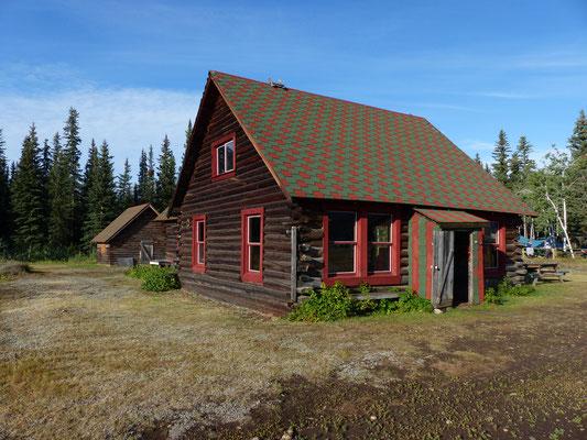 Freiluftmuseum Fort Selkirk, Yukon