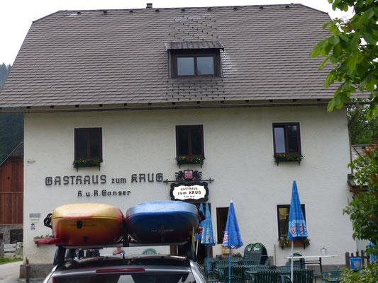 """""""Gasthaus Zum Krug"""" in Hinterwildalpen"""