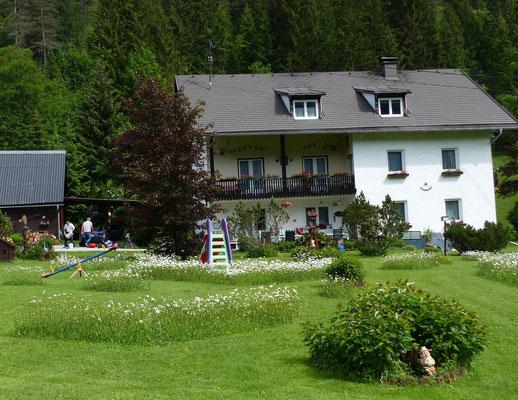 Früchstückspension Lindner Hinterwildalpen Österreich