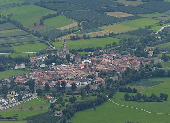 Glurns- kleinste Stadt in Südtirol