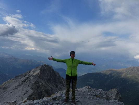 Payerhütte (3020m)
