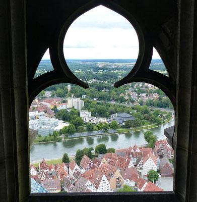 Blick vom Ulmer Münster