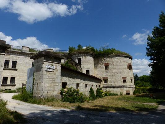 Fort Albeck bei Ulm