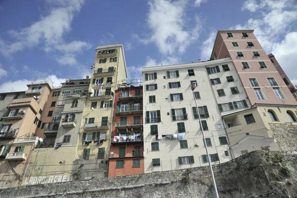 イタリア最大の港湾都市ジェノバ④