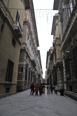 イタリア最大の港湾都市ジェノバ⑩