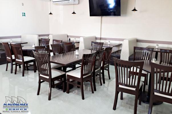 Sillas para restaurantes, sillas para comedores