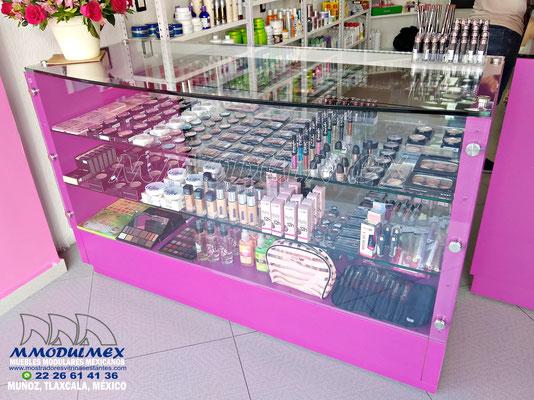 Vitrinas para joyerías, vitrinas para boutiques, vitrinas para ópticas