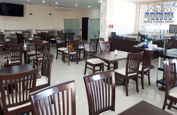 Sillas de madera para restaurantes, sillas de madera para comedores