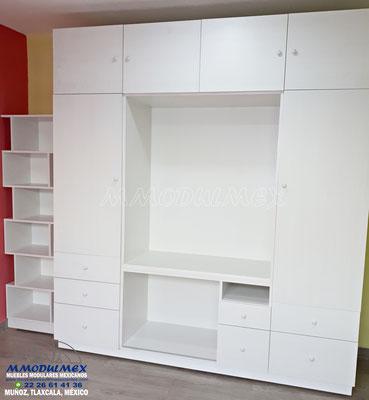 Cunas, muebles infantiles, recámaras para niños, closets