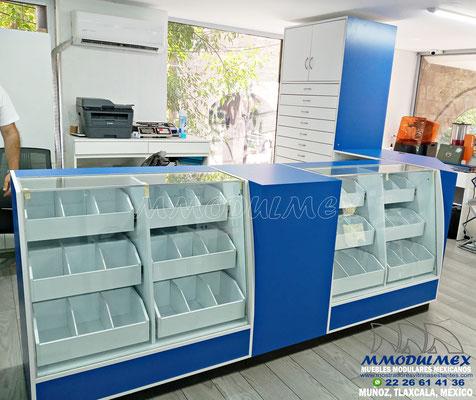 Muebles para farmacia