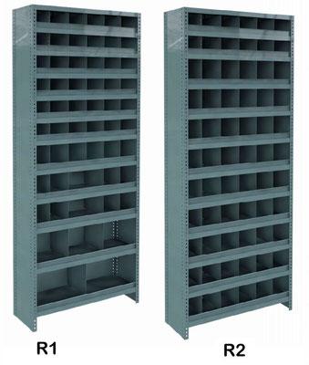 Estante refaccionario, muebles para tornillos, gabinetes para refacciones, Muebles para refaccionarias, Muebles para ferreterías