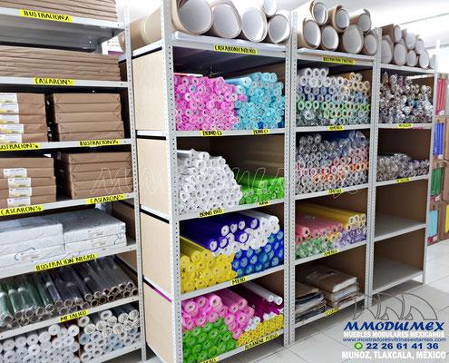 Muebles para papelería, mostradores para papelería, estantes y anaqueles para papelería, vitrinas para papelería, estantería para papelería