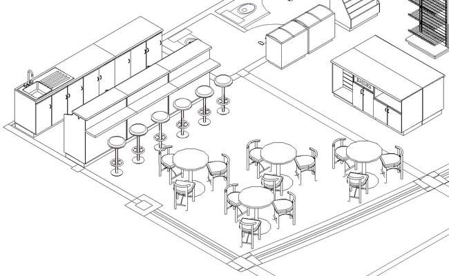 Diseño de tiendas, papelerías y farmacias lay out